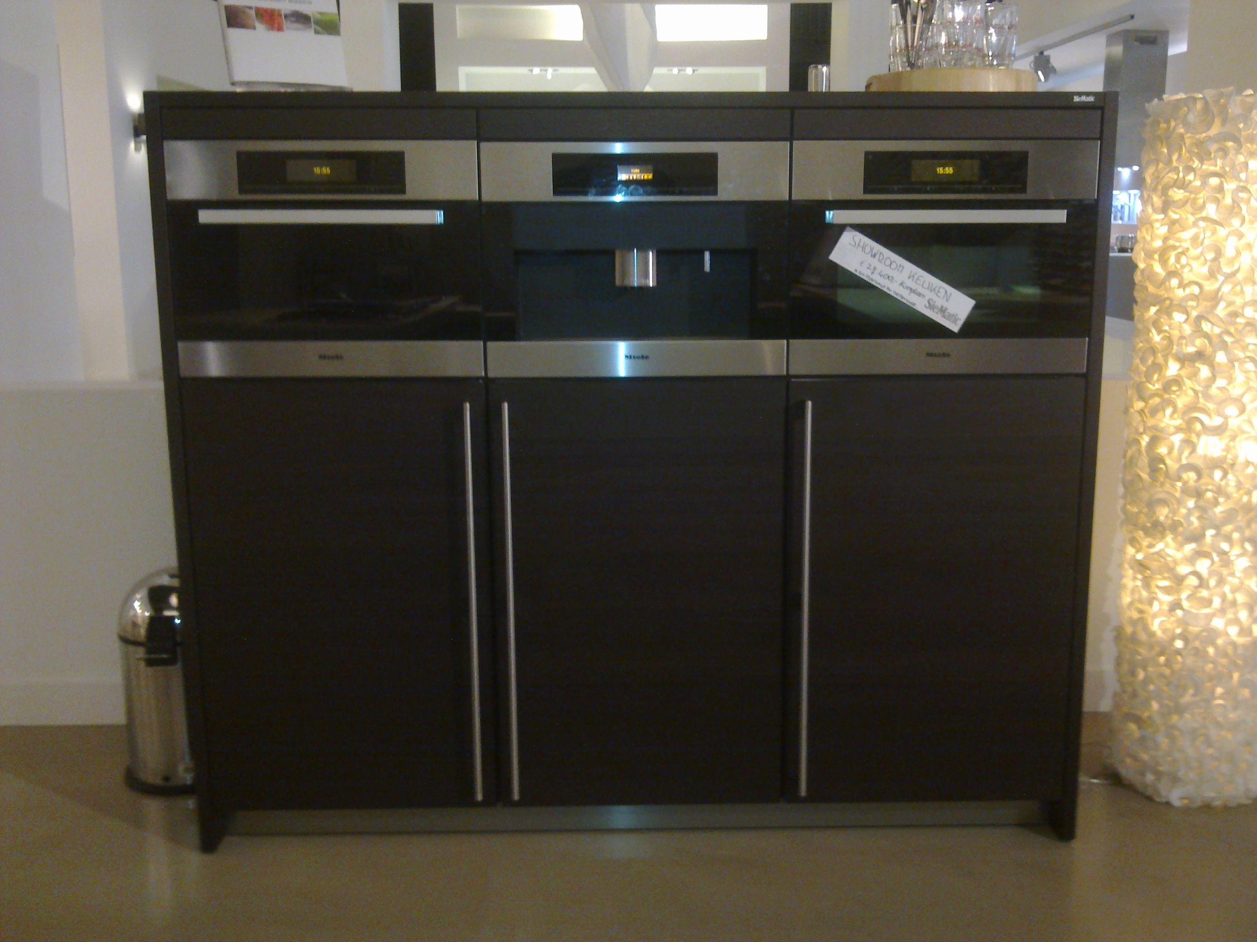 SieMatic SL 505 - SE 4004 P gefineerd