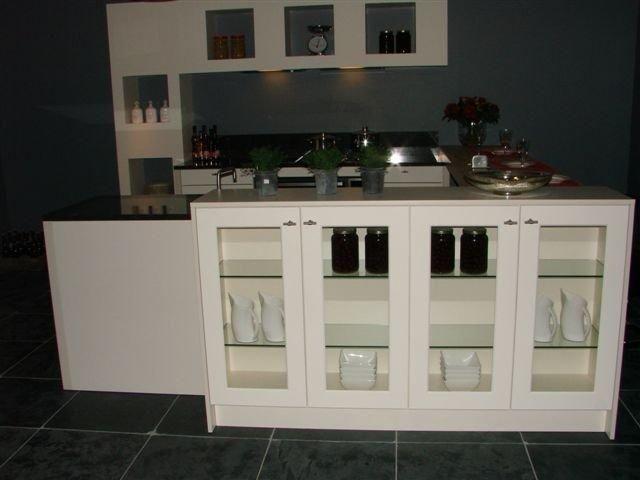 Keukenkasten Met Apparatuur : ... landhuisstijl keuken: Fronten mat ...