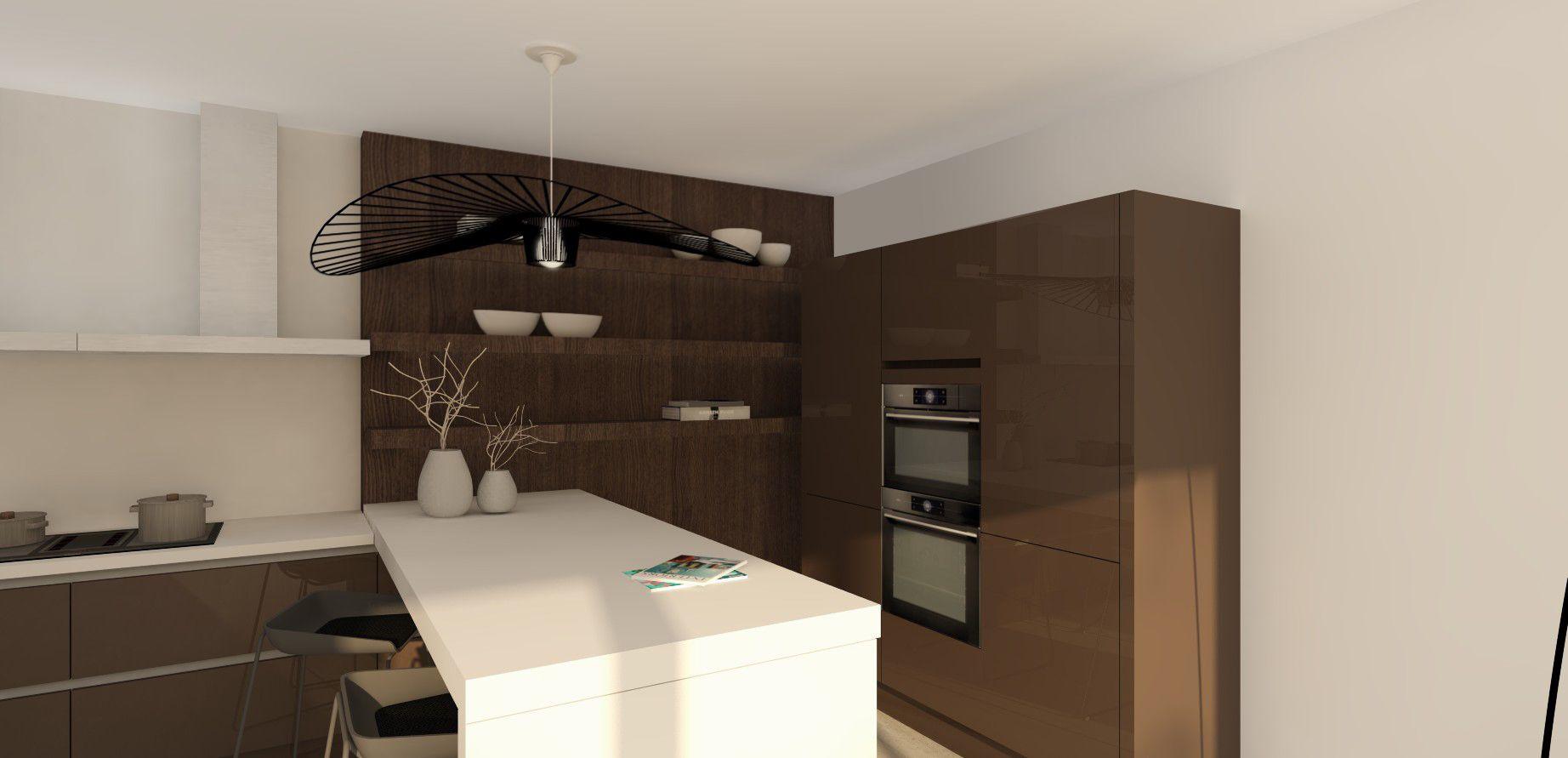 Unieke SieMatic eiland keuken